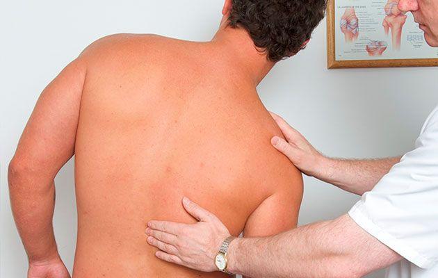 Pruebas express en vertebrología