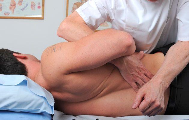 Tratamiento de síndromes de dolor en pocos minutos